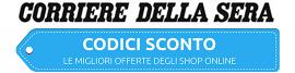 Codici sconto Il Corriere